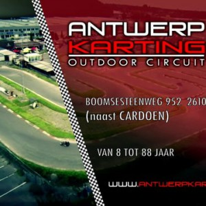 Antwerp Karting (drone shots)