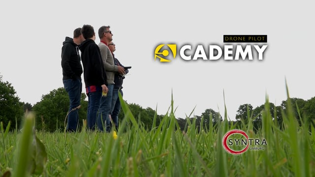 Drone Pilot Academy – Syntra Limburg
