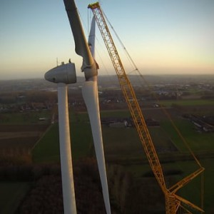 AtomTV : Windmolens Denderhoutem