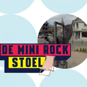 AtomTV Mini Rock : De stoel