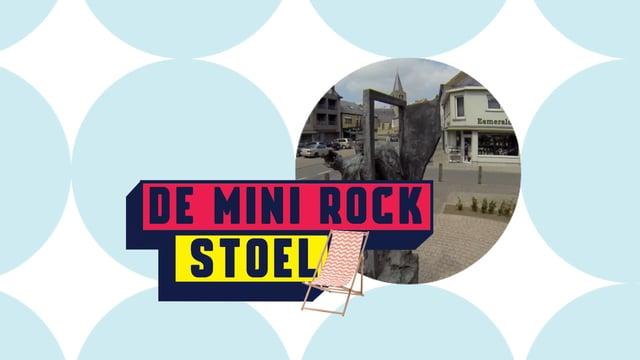 AtomTV Mini Rock : De stoel